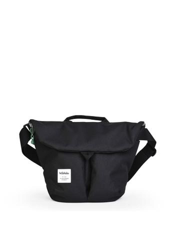 Hellolulu black Kasen - All Day Shoulder Bag A98DFAC07BD7B9GS_1