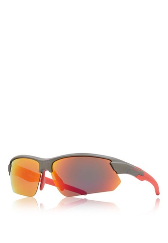 Sorrento grey HD Polarized Sunglasses Hyperflyer #46MG5 010FCGL8868744GS_1