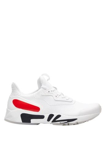 FILA white FILA MIND III Sports Shoes 3737CSH7D88D07GS_1