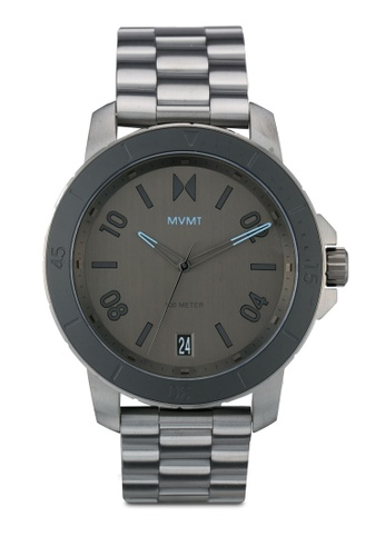 MVMT black MVMT Modern Sport Watch - Maverick MV187AC0SZR2MY_1