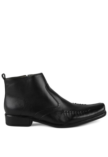 Cavallero black Andrew Formal Shoes CA263SH69ESCID_1