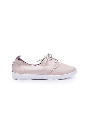 Elisa Litz pink Dalkey Sneakers (Pink) EL365SH34CFTSG_1