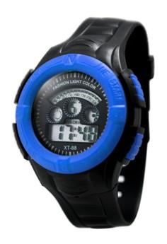 Darwin Unisex Silicone Strap Sports Watch XT-88