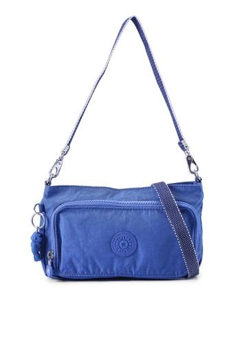 Kipling blue Myrte Wave Blue Crossbody Bag EC788ACC11FA25GS_1