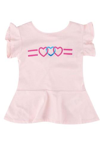 FOX Kids & Baby pink Baby Girl Casual Dress 9BA23KA75DA0C6GS_1