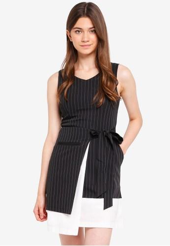 Megane black Essential Calla Dress FE691AA7F7025BGS_1