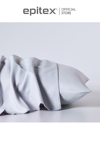 Epitex grey Epitex Individual Pillow - Pillow Case - Pillow Protector (Silver) 42AE1HL924A6EEGS_1
