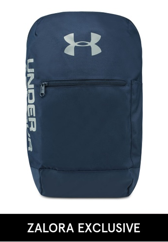 Under Armour navy UA Patterson Backpack 0B000AC18CBBA3GS_1