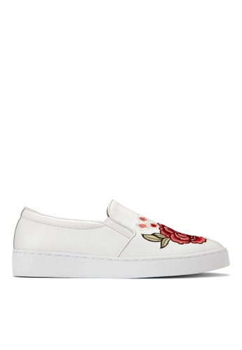 Vionic white Midi Slip-On Sneaker 9D113SH360E609GS_1