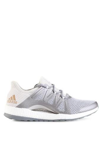 adidas grey adidas pureboost xpose shoes AD349SH31AZOID 1 9f6de18f5a