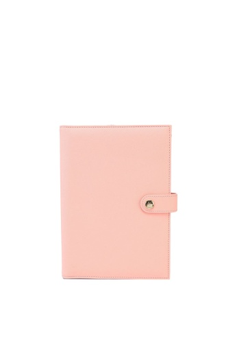 Christmas Gift Ideas for Her kikki.K A5 Faux Leather Notebook Holder 2020