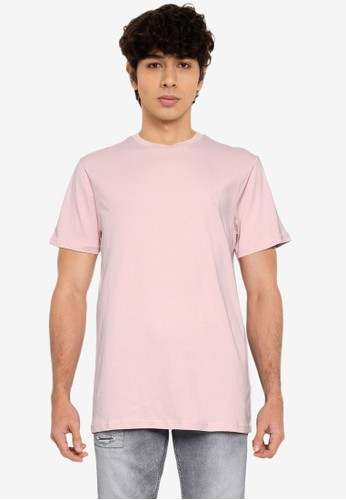 Springfield pink Essential Tree T-Shirt 0BBCEAA814C648GS_1