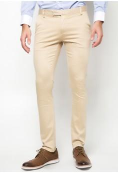 Sateen Pants
