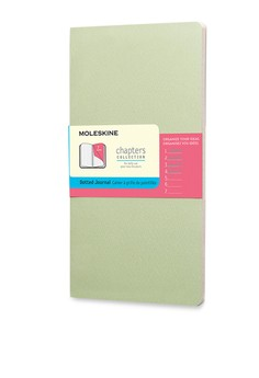 Chapters Journal Slim Dotted Large