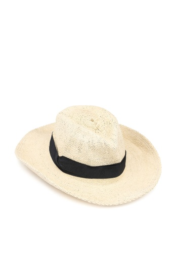 niko and ... brown Casual Straw Hat B918CACB6EC3E9GS_1