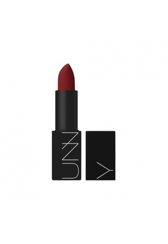 UNNY red UNNY Black Square Lipstick - M01 Remedy 07879BE30D9A92GS_1