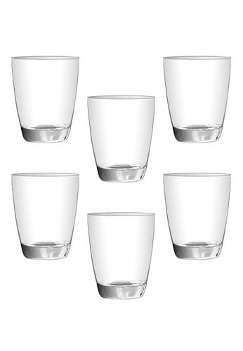 Union Glass n/a Thailand Premium Clear Glass Rock Glass Water, Juice, Soda, Liquor Glass 360ml - 13oz Set Of 6 760CCHL50ACE51GS_1