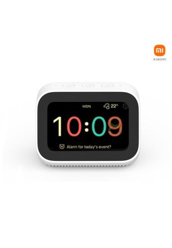 Xiaomi white Xiaomi Mi Smart Clock with Google Assistant & Speaker 57C61HLF33B7DDGS_1