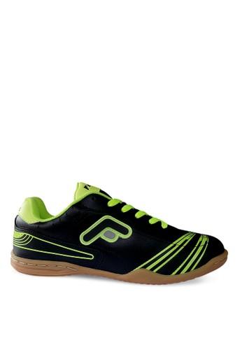 FANS black Fans CRV C - Men's Futsal Shoes Black Citroen FA469SH95FQEID_1