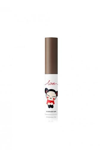 Pucca brown Love Edition Eyebrow Cara #02 Dark Brown PU312BE95SAYSG_1