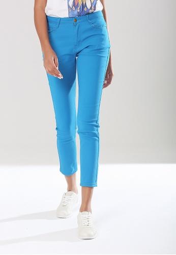 London Rag blue Skinny Fit Denim Jeans 94016AA52740E3GS_1