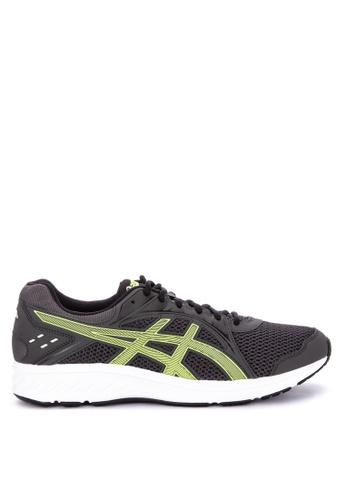 Asics grey Jolt 2 Running Shoes C5B1BSHDD9A950GS_1