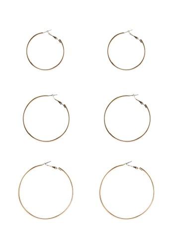 ALDO gold Multipack Edeinna Earrings C30FAAC42583CCGS_1