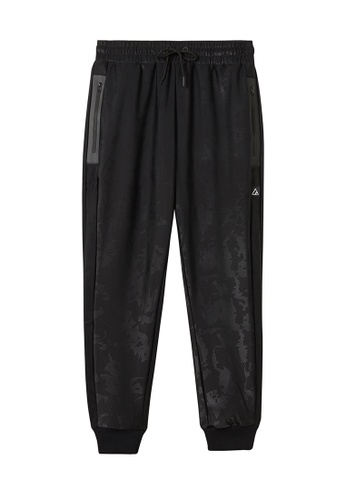 Cheetah black Cheetah Casual Jogger Long Pants - CA-51230-C1 C73D7AA743739BGS_1