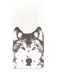 Black Wolf Iphone 6 Plus Case