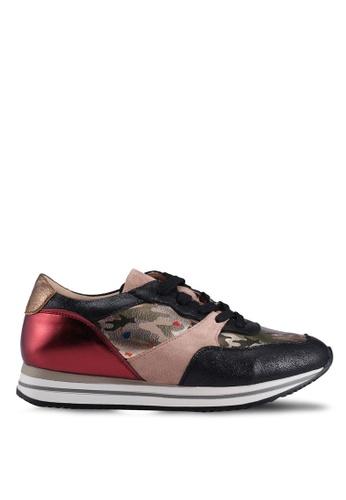 VANESSA WU multi Genesis Multi Tone Sneakers 36A25SHCD47601GS_1