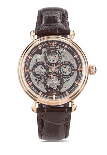 Grand 日曆圓框手錶, 錶類, 飾品配esprit mongkok件