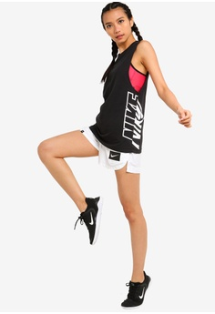 5a19024977f30 5% OFF Nike As Women s Nike Dry Dfc Nike Spla Tank Top S  39.00 NOW S   36.90 Sizes XS S M L XL · Nike black Nike Sportswear Shorts  BB2ADAAA841643GS 1
