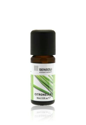 Sensoli Aromatherapy SENSOLI Citronella Pure Essential Oil 10ml 38456HLF22181DGS_1