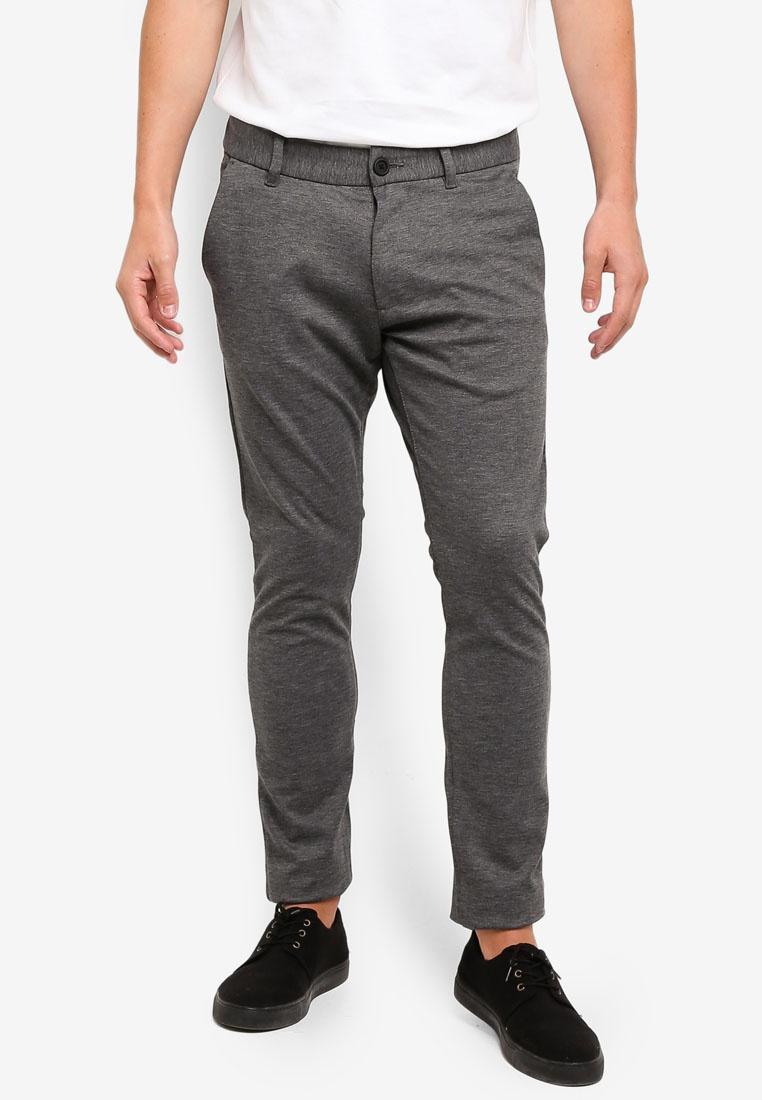 Melange ESPRIT Pants Melange Grey Pants Grey Melange Pants ESPRIT ZUqRxXOwx