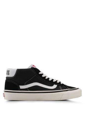 VANS black Mid Skool 37 DX Anaheim Factory Sneakers VA142SH0SWTBMY_1