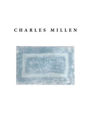 Charles Millen SET OF 2 Charles Millen TR1553 Tara Microfibre Bath Mat / Anti-slip Bath Mat 40x60cm/ 432g 9837DHLFFB595FGS_1
