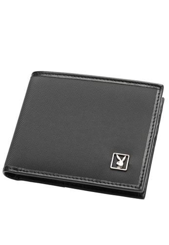 Playboy black Playboy RFID Blocking Wallet C0860ACB68A00BGS_1