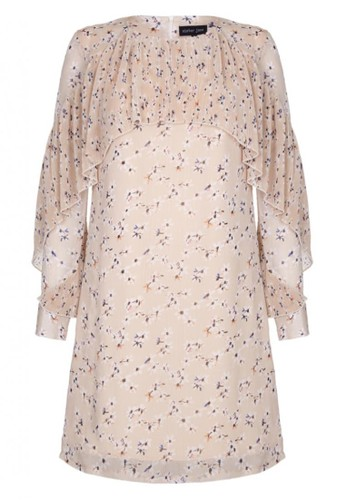 Butterscotch Volante Drzalora taiwan 時尚購物網ess, 服飾, 正式洋裝