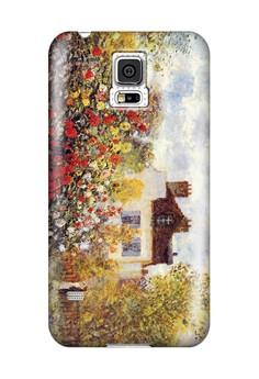 Painted Garden Matte Hard Case for Samsung Galaxy S5