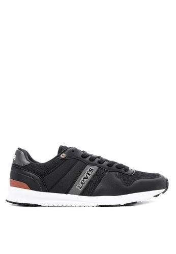 Levi's black BAYLOR Sneakers 5D7A4SHAA5A0BFGS_1