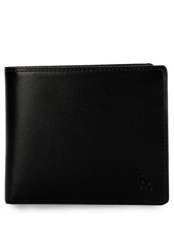 Louis Andreano black Premium Bifold Wallet C27A4AC51B353BGS_1