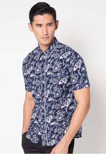 Batik Indra Loka Short Sleeve Kelir