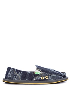 7cfcd6c7aa6 Shop Sanuk Flats for Women Online on ZALORA Philippines