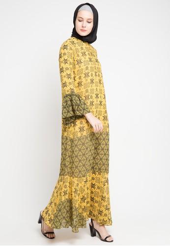 Kamilaa By Itang Yunasz Gamis Etnik Jual Baju Muslim