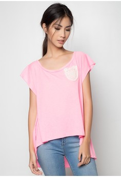 Charlotte Short Sleeve Top