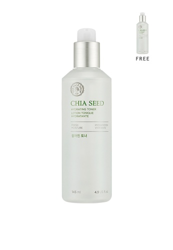 THE FACE SHOP Chia Seed Hydrating Toner 828AFBE4B10E86GS_1