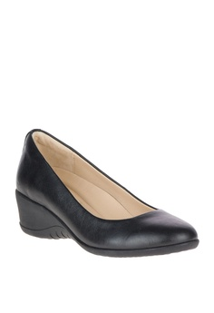 b17a3277bdb Shop Hush Puppies Wedge Pumps for Women Online on ZALORA Philippines