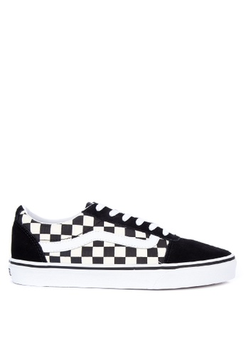 f9a61078a5f3 Shop VANS Checkerboard Ward Sneakers Online on ZALORA Philippines