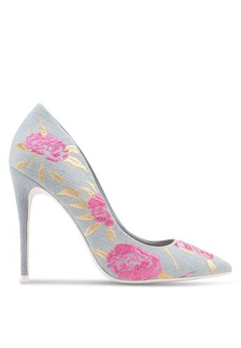 ALDO blue Gosney Heeled Shoes 76233SH066E74AGS_1