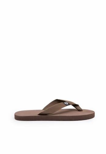 Tendencies brown Tendencies Sandal ABSOLUTE BROWN WEBBING SANDALS TE953SH55KWIID_1